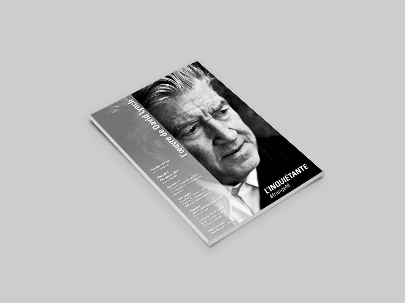 L'inquiétante étrangeté David Lynch | Booklet by Artlinkz
