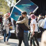 Converse Disquaire Days | Activation by Artlinkz